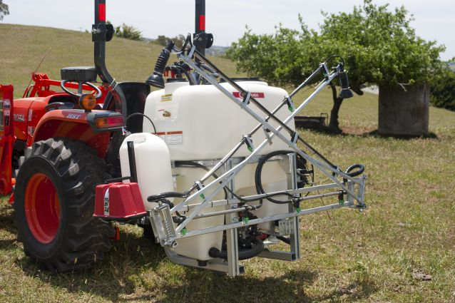 Linkage Sprayer Croplands at Seng's Sales & Service