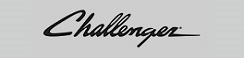 challenger logo for sengs sales brand