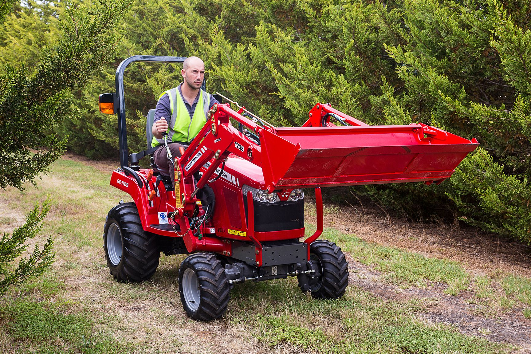 Massey Ferguson Compact Tractor - Sengs Sales and Service