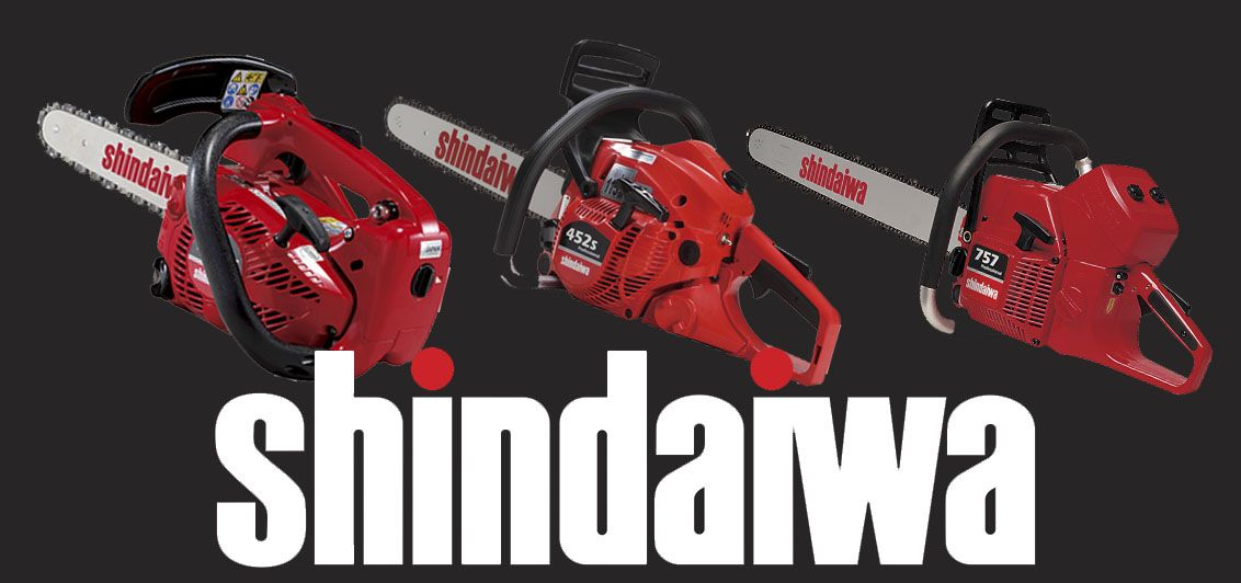 shindaiwa equipment at sengs sales